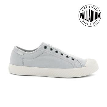 PALLADIUM PALLAPHOENIX OG SLIP-ON無鞋帶帆布鞋-女-灰