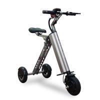 CARSCAM K型智能三輪折疊電動車