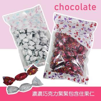 日本北海道巧克力2種口味任選(杏仁白/提拉米蘇)-6包/組