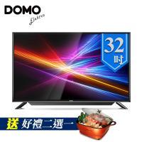 開學季DOMO 32型HD低藍光多媒體數位液晶顯示器(DOM-32BM02)