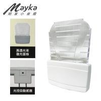 【明家Mayka】LED光控自動感應小夜燈 白色光(GN-002)