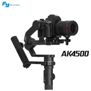 Feiyu 飛宇 AK4500 單眼相機三軸穩定器(不含相機)-承重4.6kg(公司貨)