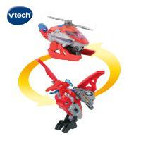 【Vtech】聲光變形恐龍車-翼龍-索爾