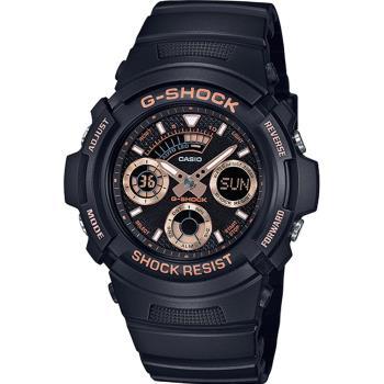 G-SHOCK 卡西歐 世界時間多功能運動錶 AW-591GBX-1A4