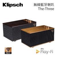 (福利品) Klipsch 古力奇 The Three PLAY-FI 藍芽WIFI無線音樂串流系統喇叭