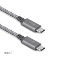 Moshi Integra ™ USB-C to USB-C 充電/傳輸編織線(2M)