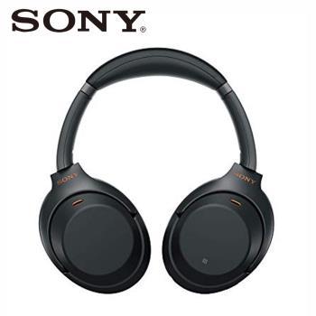 SONY WH-1000XM3 藍芽無線降噪耳罩式耳機(公司貨)