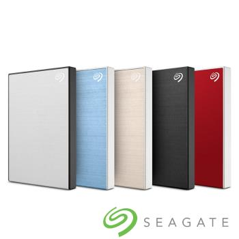 SEAGATE Backup Plus Slim 1TB 2.5吋外接硬碟