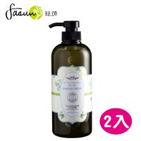 FASUN琺頌草本-控油洗髮乳-茶樹香柏  650ml *2瓶