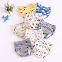 【JoyNa】嬰兒尿布褲學習褲 -6入