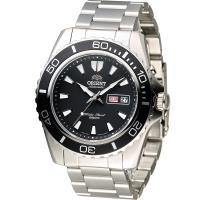 (4色可選) ORIENT 200米怒海潛將潛水機械錶   FEM7500
