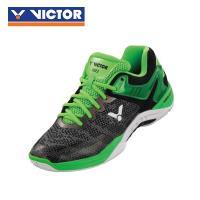 VICTOR 勝利羽球鞋 SH-S81 CG 黑/螢光綠