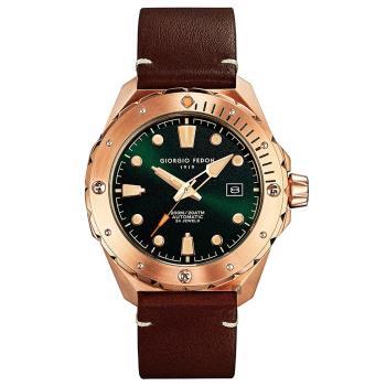 GIORGIO FEDON 1919 海行者無限海洋系列機械錶 GFCJ004