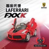 【瑪琍歐玩具】獨家代理-2.4G Ferrari FXX-K 授權遙控童車/82700-2RN