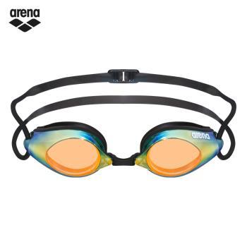 ARENA AGL-1900 電鍍防霧抗UV泳鏡