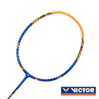 VICTOR 突擊羽球拍-3U-羽毛球拍 勝利 羽球
