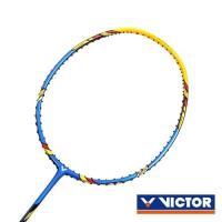 VICTOR 突擊羽球拍-4U-羽毛球拍 勝利 羽球