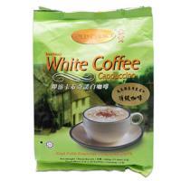【馬來西亞 金寶】卡布奇諾白咖啡-4袋/組