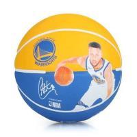 SPALDING 勇士-柯瑞 CURRY 籃球 #SPA83844-附球針 7號球