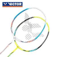 VICTOR 突擊穿線拍-羽毛球拍 勝利 羽球