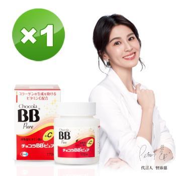【Eisai】Chocola BB Pure 糖衣錠 B+C 170錠×1瓶