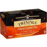 【唐寧茶】極品錫蘭茶(2g x25入 x2盒)