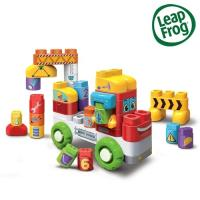 【LeapFrog】Leap Builders Fit-it truck 小小建築師-工程卡車組