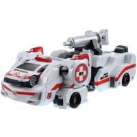 TOMICA 緊急救援隊 變形機器人 救援車_ TW85726 TAKARA TOMY