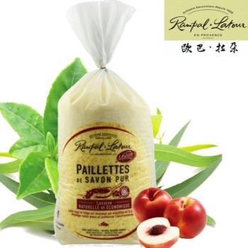南法香頌 歐巴拉朵馬賽皂洗衣皂絲750g-南法甜桃