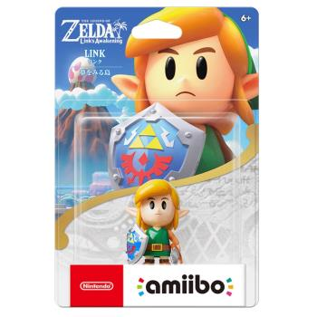 任天堂 Nintendo amiibo公仔 織夢島林克 (薩爾達傳說系列)