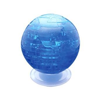 《3D 立體水晶拼圖》水晶地球