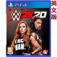 PS4 WWE 2K20–英文版
