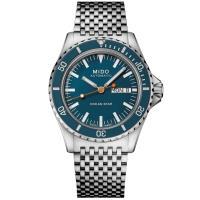 MIDO 美度 Ocean Star復刻系列200M潛水錶/藍/40.5mm/M0268301104100