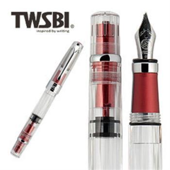 三文堂 TWSBI 鋼筆 / 鑽石 580AL / 陽極喜金紅 / EF