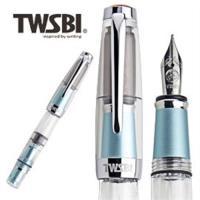 三文堂 TWSBI 鋼筆 / mini AL / 陽極薄荷藍 / EF