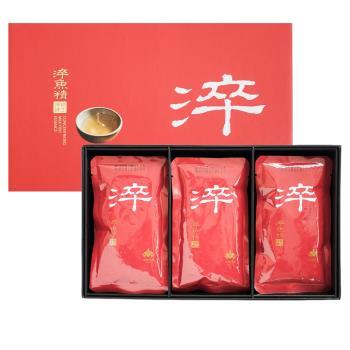 【TRUEFOODS臻盛食】日芳珍饌-淬魚精禮盒4盒(60入)