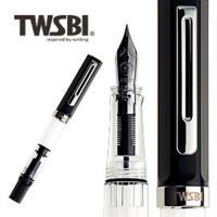 三文堂 TWSBI 鋼筆 / ECO / 黑色 / EF