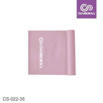 [強生CHANSON] CS-022 強生ECO彈力帶(低阻力-粉色)