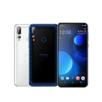【福利品】HTC Desire 19+ (4GB/64GB) 首款三鏡頭設計智慧機