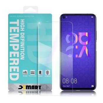 Xmart for 華為 HUAWEI NOVA 5T 薄型 9H 玻璃保護貼-非滿版