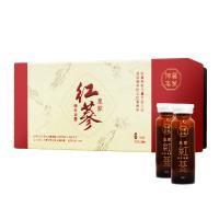 即期品 神農本草 皇家紅蔘精萃凝露禮盒  (6瓶/盒) 2020/07/31到期