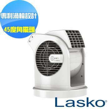 【美國 Lasko】AirSmart 智多星二代 小鋼砲渦輪噴射 循環風扇 U11310TW