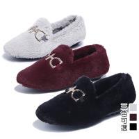 Alice 優雅愜意舒適豆豆鞋 3色可選