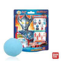 日本Bandai-超人力霸王入浴球x5  (內附公仔吊飾 採隨機出貨)