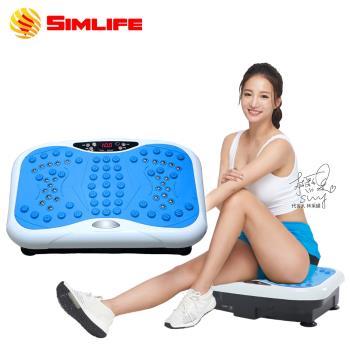 Simlife 有氧律動990段磁石魔力板(藍)