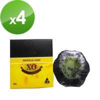 澳洲Natures Care 皇家陳年蜂膠香皂x4入組(80g/塊)