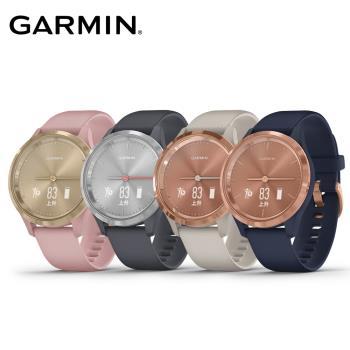 Garmin vivomove 3s 指針智慧手錶