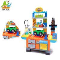 Playful Toys 頑玩具 DIY積木工具台5340 (DIY玩具 積木組 工具台 工具積木 益智 邏輯 建構式玩具 頑玩具)
