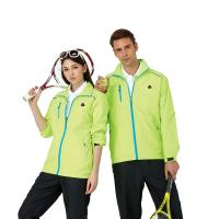 【Londa Polo】防風潑水女版外套P85694螢光綠