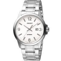ORIENT 東方錶 時尚都會紳士錶(SUNE5005W)41mm